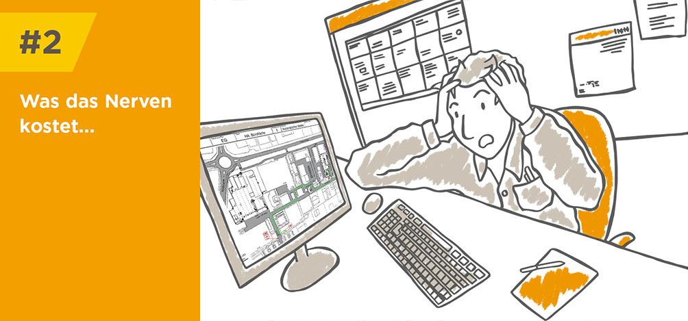 Feuerwehr Rettungsplan einfach digital erstellen und aktualisieren.